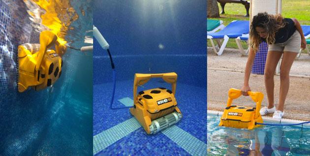 Robot piscina Dolphin Wave Maytronics