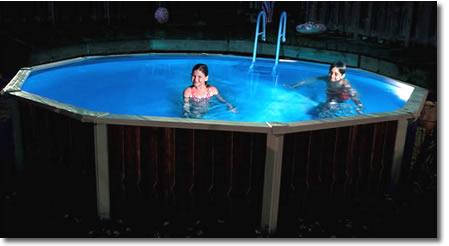 Vendita aqualuminator faro subacqueo per piscine fuori terra