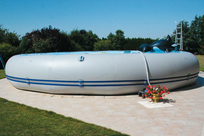 Vendita piscina fuori terra in gommone zodiac winky 8 for Piscine zodiac ovline