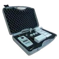 Fotometro MD 100 4 in 1 per misura cloro, pH, acido cianurico e alcalinità totale