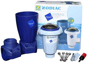 Kit Purificatore Igienizzatore minerale Nature 2 Express Zodiac