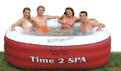 Mini piscina spa gonfiabile idromassaggio