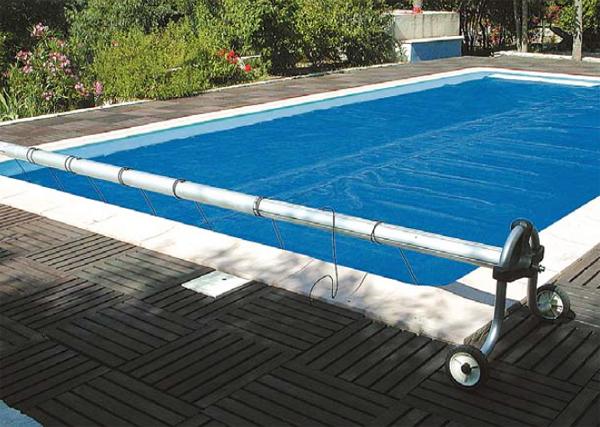 Rullo avvolgitore mobile OMEGA per piscine
