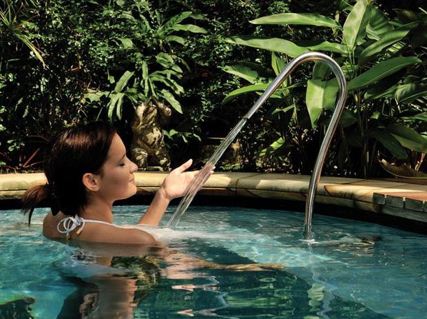 idroterapia e idromassaggio