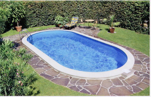 Piscina interrata RILAX 600 X 300 h150  BSVillage.com