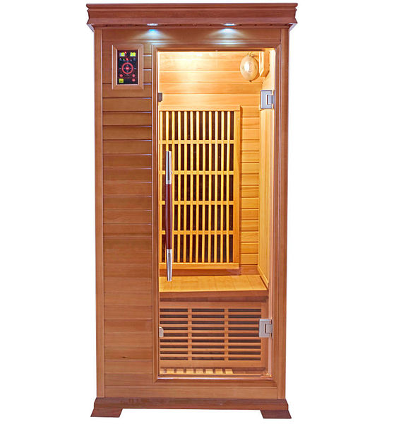 Sauna a raggi infrarossi Athena 1 posto
