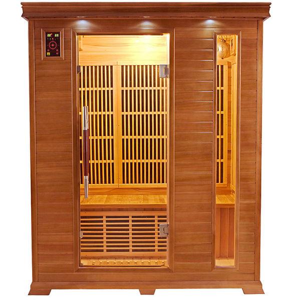 Sauna a raggi infrarossi Athena 3 posti