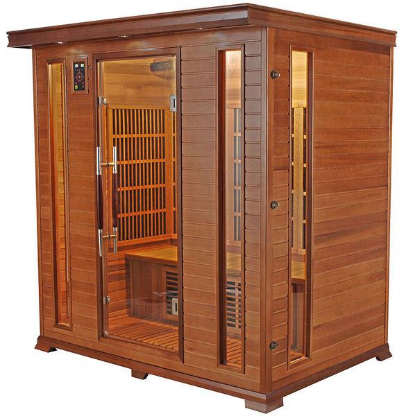 Sauna a raggi infrarossi Athena 4 posti