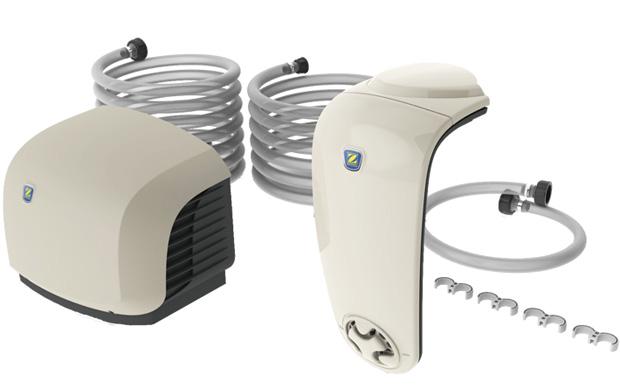 Pompa calore zodiac power 9 usata 60mc riscalda piscina - Piscina monoblocco usata ...