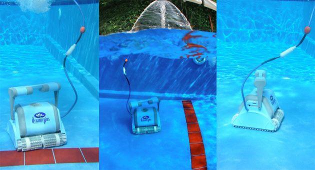 Robot Per Piscina Dolphin Dynamic Plus Maytronics Digital