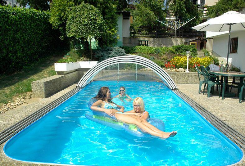 Kit piscina interrata 4 in 1 marte b150 3 45 x 8 00 h 1 50 m - Piscina gonfiabile 2 metri ...