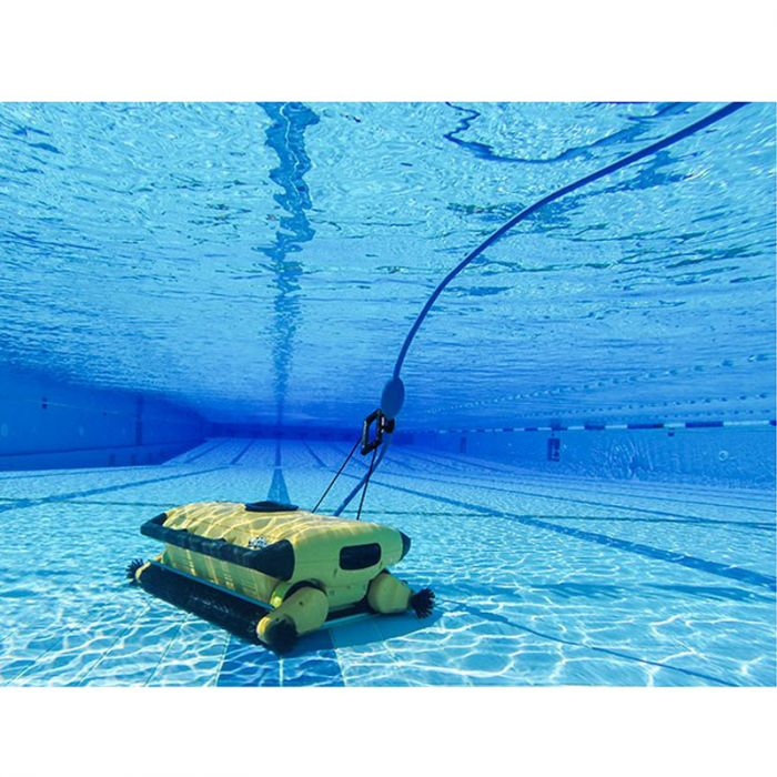 Robot piscina dolphin wave xl 300 by maytronics for Piscina wave