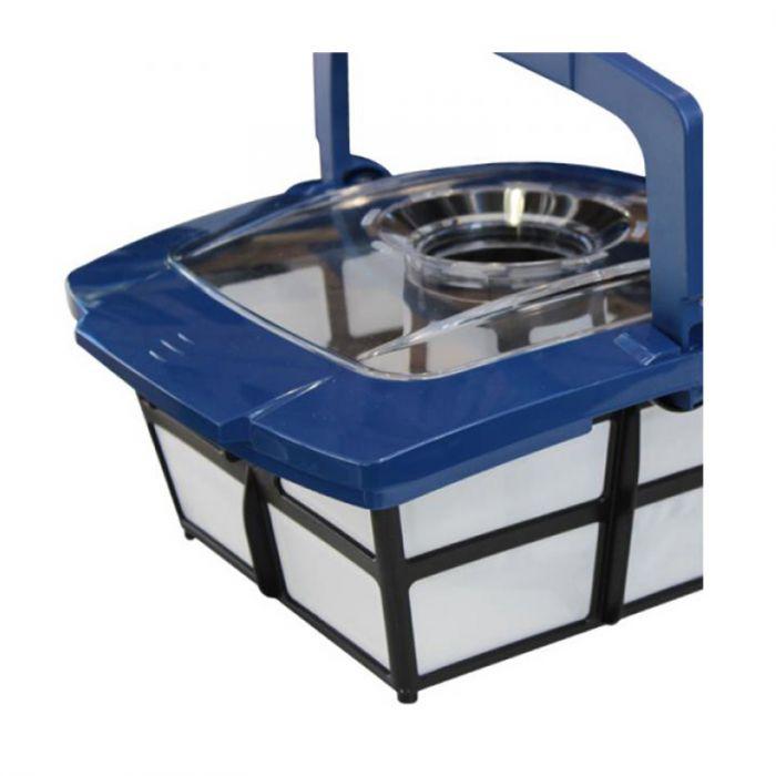 Robot piscina zodiac rc 4400 cyclonx pro for Aspirateur piscine zodiac rc4400