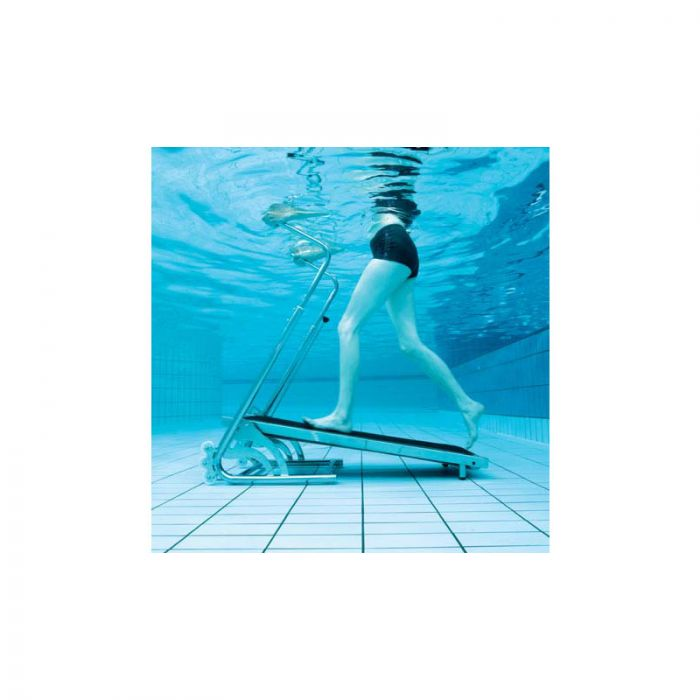 Tapis roulant aquajogg per fitness in piscina for Club piscine fitness tapis roulant