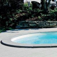 Bordi per piscina a skimmer piatti in pietra for Piscinas toro