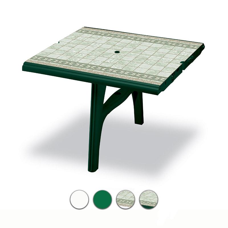 Tavoli Da Giardino Per Esterno.Prolunga In Resina Per Tavolo Da Giardino President 3000 By Scab