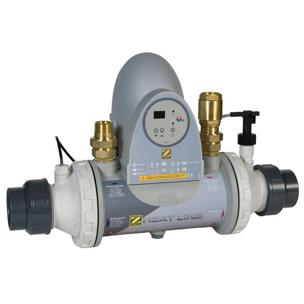 Scambiatore di calore heath line senza circolatore by - Scambiatore di calore casa ...